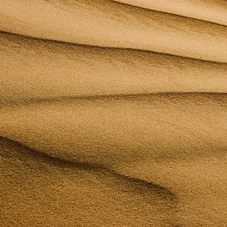 Sand patterns - Wahiba Sands