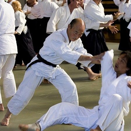 Aikido Winter School - Brisbane 2007