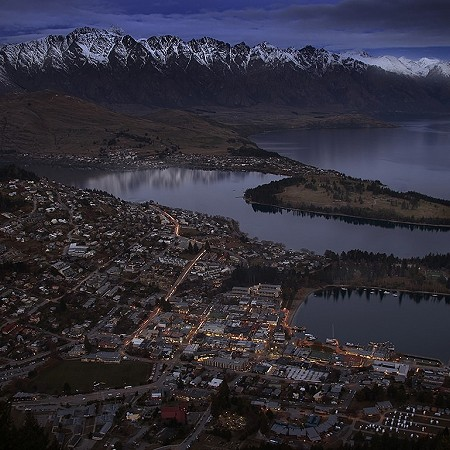 Queenstown - South Island