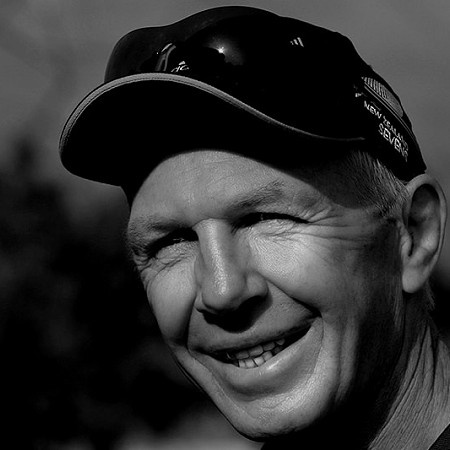 Sir Gordon Tietjens - former Coach of the NZ Rugby Sevens